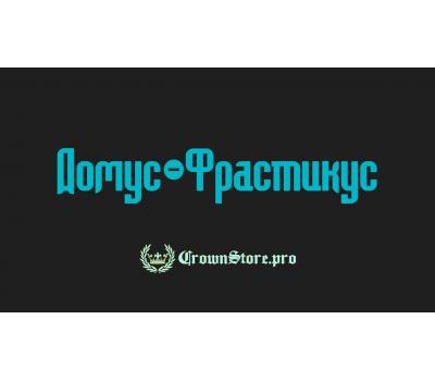 Домус-Фрастикус с обстановкой
