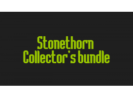 Stonethorn Collector's bundle
