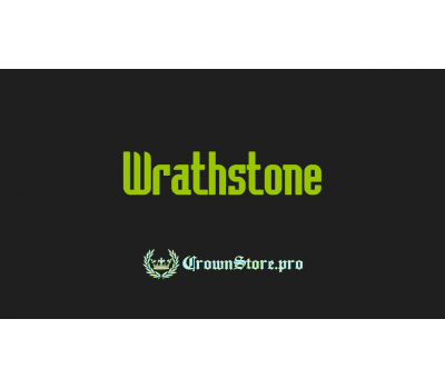Wrathstone